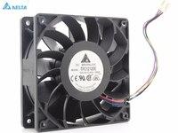 Delta 120mm PWM Fan TFC1212DE 252CFM Vs PFB1212UHE Most Powerful Server CaseFan