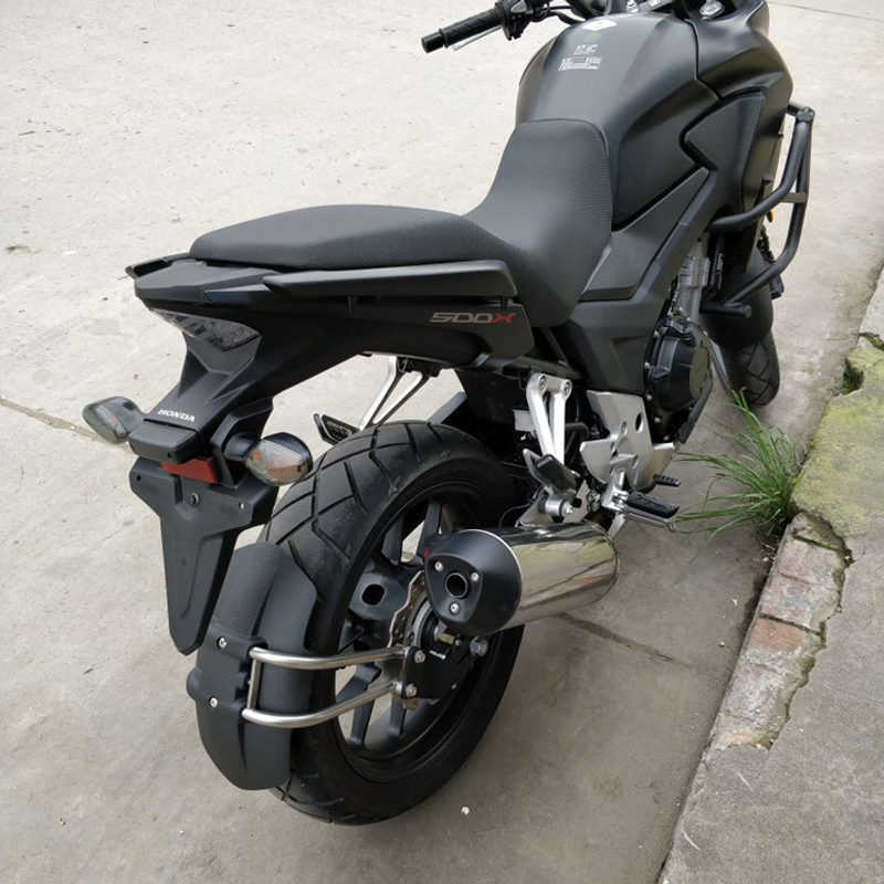 For Yamaha YZF R3 R25 Rear Fender CNC Aluminum Motorcycle Accessories Rear Fender Bracket Motorbike Mudguard