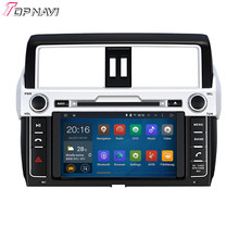 Quad Core Android 5.1 Car DVD For TOYOTA PRADO/LC150/PRADO 150 High level 2014- With 16 GB Flash Wifi BT GPS Map