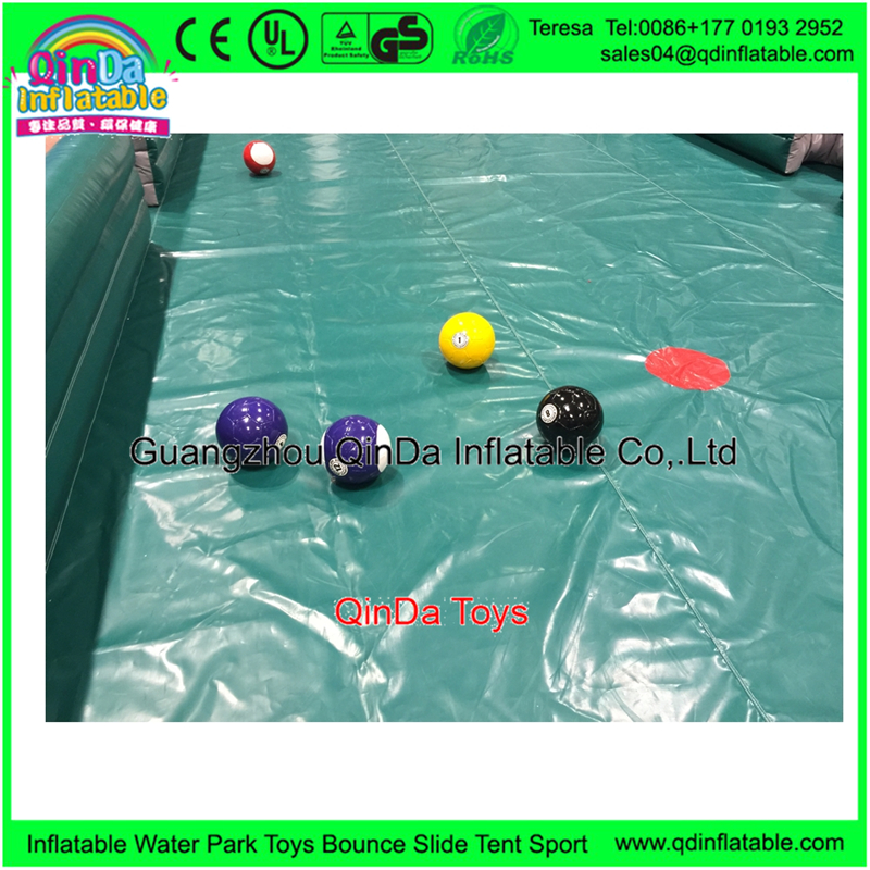 inflatable billiards snooker soccer ball14