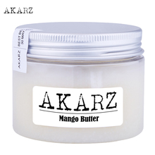 AKARZ Famous brand Mango butter Cream high-quality Fade wrinkles Anti-Aging Whitening Beauty