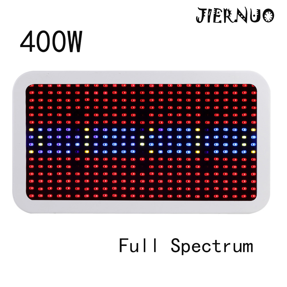 400W LED Grow Light Full Spectrum 400 LED AC85~265V SMD 5730 Red/Blue/White/UV/IR Led Plant Lamps Best For Growing and Flowering full spectrum 600w led grow light double chips red blue white uv ir ac85 265v led plant lamps best for growing and flowering
