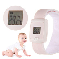 Bluetooth 4.0 Children Kids Thermometer LCD Digital Fever Thermometers Intelligent Thermometer Monitor Baby Health Care Products