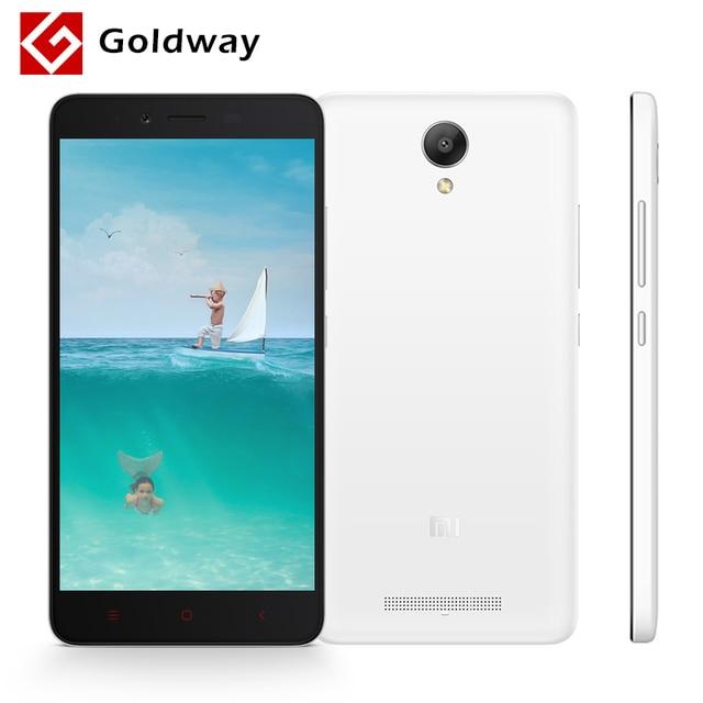 Original Xiaomi Redmi Note 2 Td 4g Lte Mobile Phone Mtk X10 Octa Core 5 5 2gb Ram 3060mah 13mp