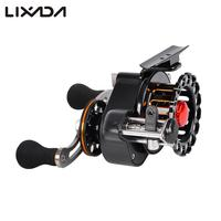 New Fly Fishing Reel 5 Ball Bearings Raft Trolling Reel High Quality Right / Left Hand Ice Reel carretilha de pesca