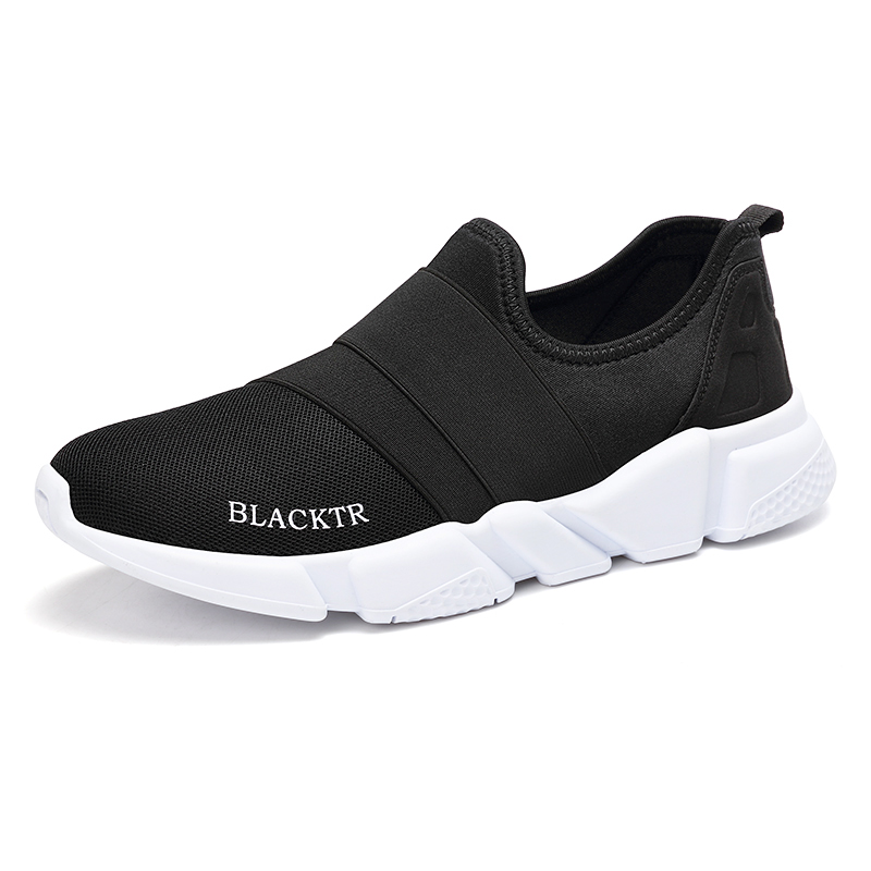 Superlight Women Sneakers Slip On Running Shoes for Woman Breathable Sports Walking Trainers Black Zapatillas Mujer Deportiva