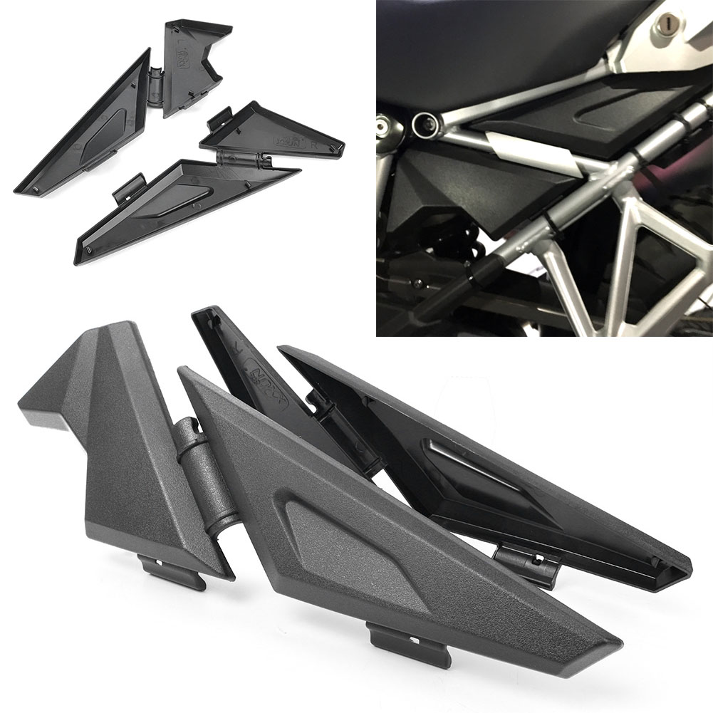 For BMW R1200GS ADV Adventure 2014 2015 2016 2017 2018 Motorbike Side Panel Frame Guard Protector