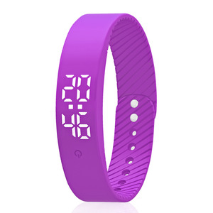 Image 3 - Smart armband wasserdichte 3D Calorie Schritt Zähler Fitness Tracker unterstützung multi sport modi smart band Heißer