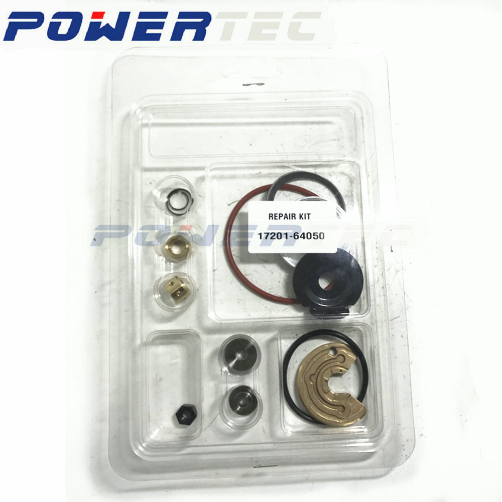 For TOYOTA Lite Ace Town Ace 2.0 L - Turbine Repair Kits CT12 17201-64050 Turbo Charger Service Parts 1720164050 Water Cooled