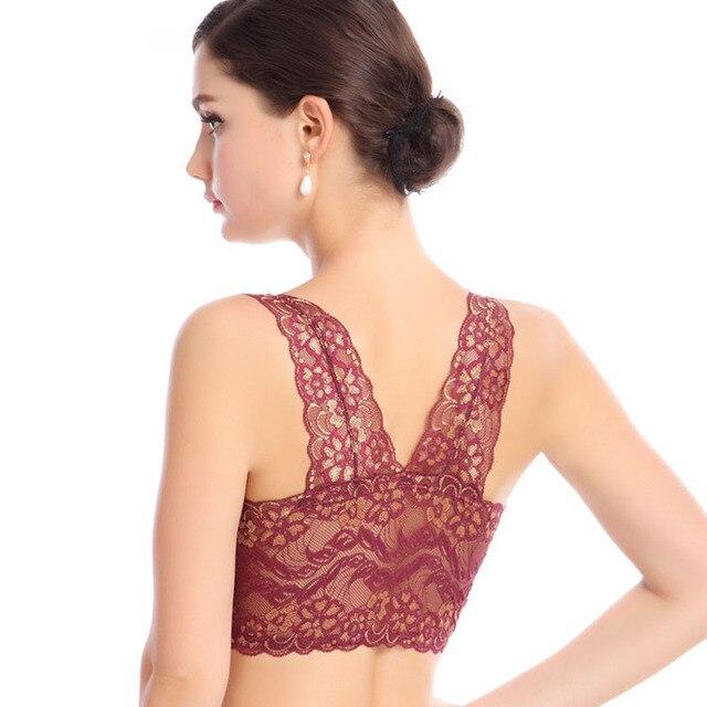 3 Pieces / Lot Women Bra Sexy Lace Push Up Bra Bras For Women Sujetador Women's Intimates Underwear Lady Lingerie 2