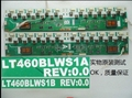 LT460BLWS1A LT460BLWS1B REV0.0 carte haute tension T-CON pour carte de connexion T-CON LC46BT20