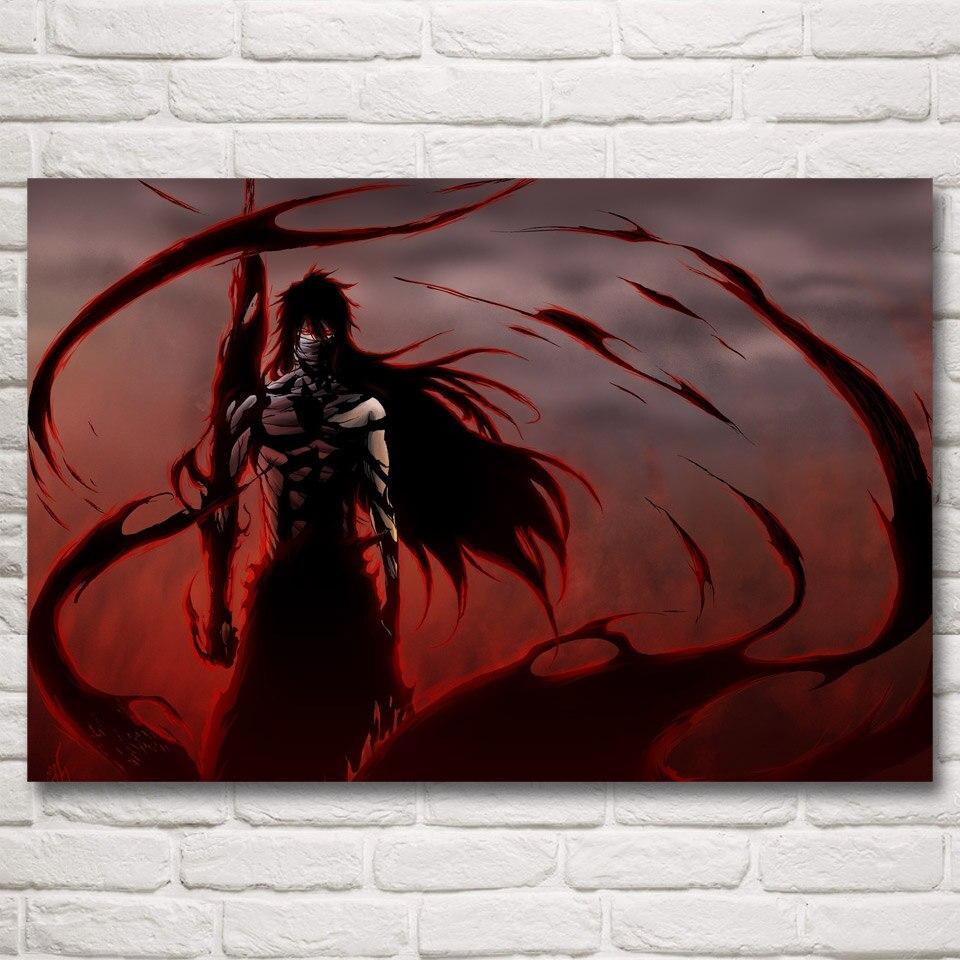Bleach Ichigo poster wall art home decor photo print 16x24 20x30 24x36