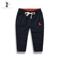 Kung Fu Ant 2018 Brand Pants Boys Pants Children Harem Pants Geometric Print Baby Girls Trousers