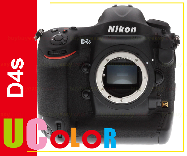 new nikon d4s digital slr dslr camera body d 4 s the best full frame dslr