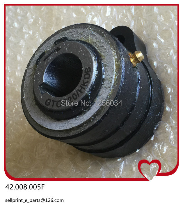 1 piece FREE SHIPPING ink fountain over running clutch for heidelberg machine 42.008.005F