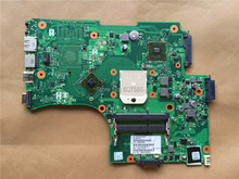 For TOSHIBA L650D L650 Laptop motherboard mainboard AMD integrated DDR3 V000218060