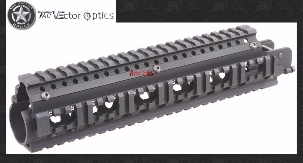 Vector Optics Tactical FN FAL Handguard Picatinny Quad Rails Scope Laser Mount System fit Model SA 58 vector optics tactical g3 h