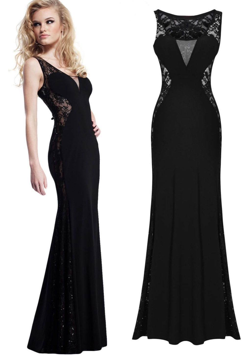 Aliexpress.com : Buy new 2014 fashion Summer dress Sexy V neck ...