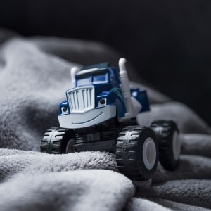 Image 3 - 6pcs Blaze Car Toys 1:64 Vehicles Diecast Toy the Monster Machines Car Russian Miracle Crusher Truck Toys Racing Cars Mountain