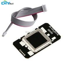 DIYmall FPC1020A Capacitive โมดูลลายนิ้วมือ Semiconductor โมดูลลายนิ้วมือ Identification เครื่องสแกนเนอร์โมดูล