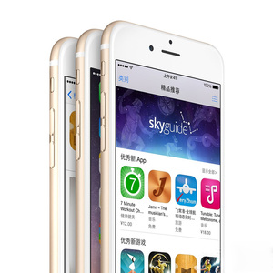 """Image 4 - Original Unlocked Apple iPhone 6 Plus mobile phone 5.5"""" Dual Core 16G/64GB/128GB Rom IOS iphone 6plus 8MP Camera 4K video LTE"""
