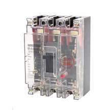 Transparent circuit breaker DZ10-100/330 , DZ10-160/330 100A/160A air switch molded case circuit breaker leakage protector new 29690 circuit breaker compact ns100h tmd 100a 4 poles 4d
