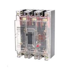 цена на Transparent circuit breaker DZ10-100/330 , DZ10-160/330 100A/160A air switch molded case circuit breaker leakage protector