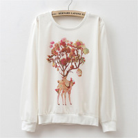 Factory Outlets Autumn New Foreign Trade Sweater Korean Women