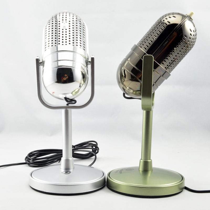 Micro violon/professionnel HD bruit carte son externe SM57-LC bobine mobile instrument microphone