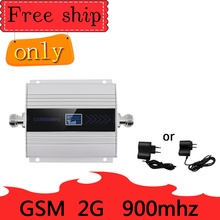 TFX BOOSTER Gsm משחזר 900MHz טלפון סלולרי אות מהדר 60dB 2G GSM 900MHZ נייד אותות בוסטרים GSM 900MHz celular