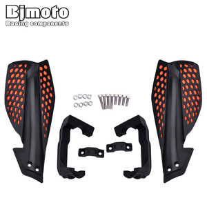 Image 2 - BJMOTO Motocross Hand Guards Handguard Protector Protection For Motorcycle Dirt Bike Pit Bike ATV Quads with 22mm Handbar