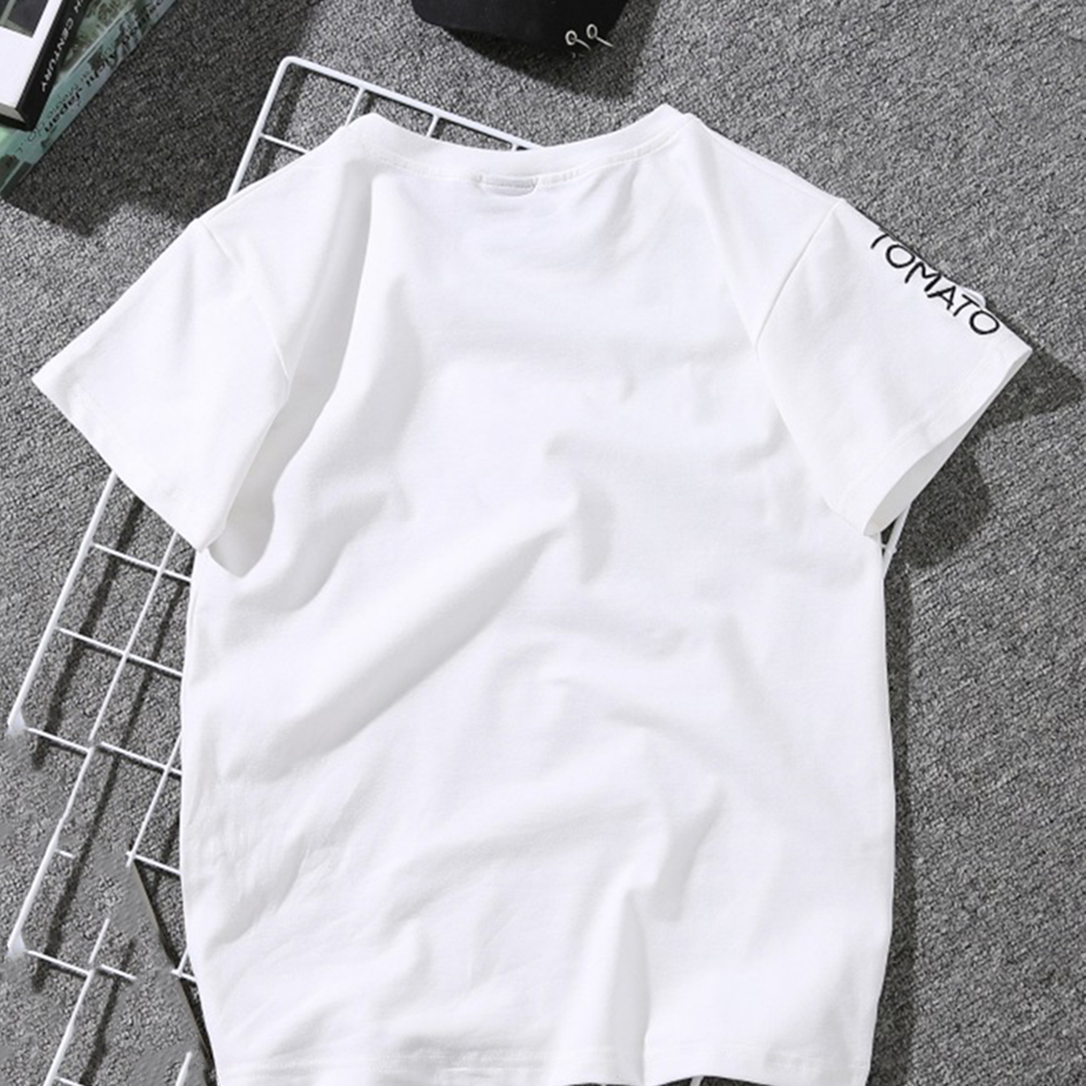2019 Summer Couples Lovers T Shirt For Women White Casual Tops Women 39 s T Shirt Love Heart Print Embroidery Ladies T Shirt in T Shirts from Women 39 s Clothing