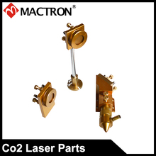High Quality Co2 Laser Cutter Head and Co2 Laser Head Mirror Mounts
