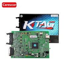 KTM100 V2.23 KTM100 KTAG ECU Инструмент программирования Мастер Версия прошивки V7.020