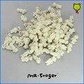 Г-н Froger 4 см мини-плюшевый белый медведь кукла кулон оптовые куклы мультфильм букет материалы брелок букет Чучела