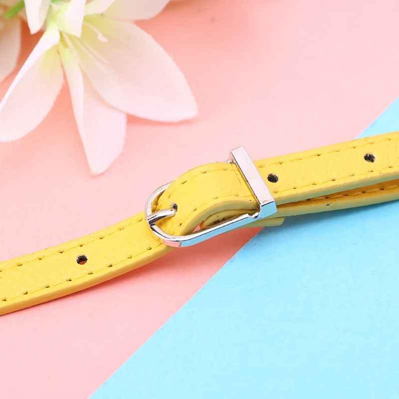 120 centímetros New Long Saco de Lidar Com DIY Alça Da Bolsa de Ombro Bolsas de Couro PU Cintos Cinta Sacos Acessório