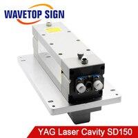 Две лампы лазерного резонатора SD150 использования лампы Размер 9*150*274 мм лазерный сварочный аппарат части
