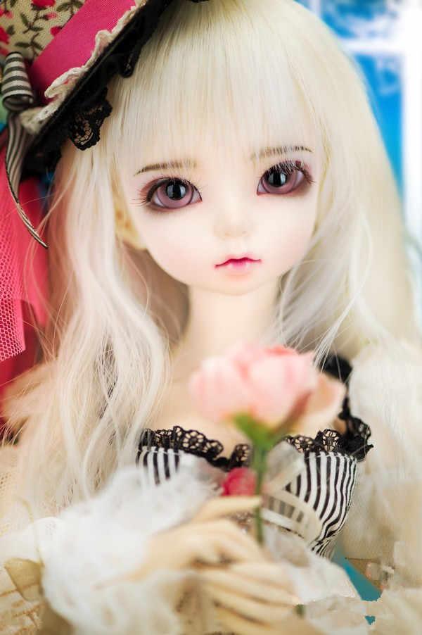 SD BJD ตุ๊กตา ante ตุ๊กตา 1/4 (ดวงตาฟรี + ฟรี)