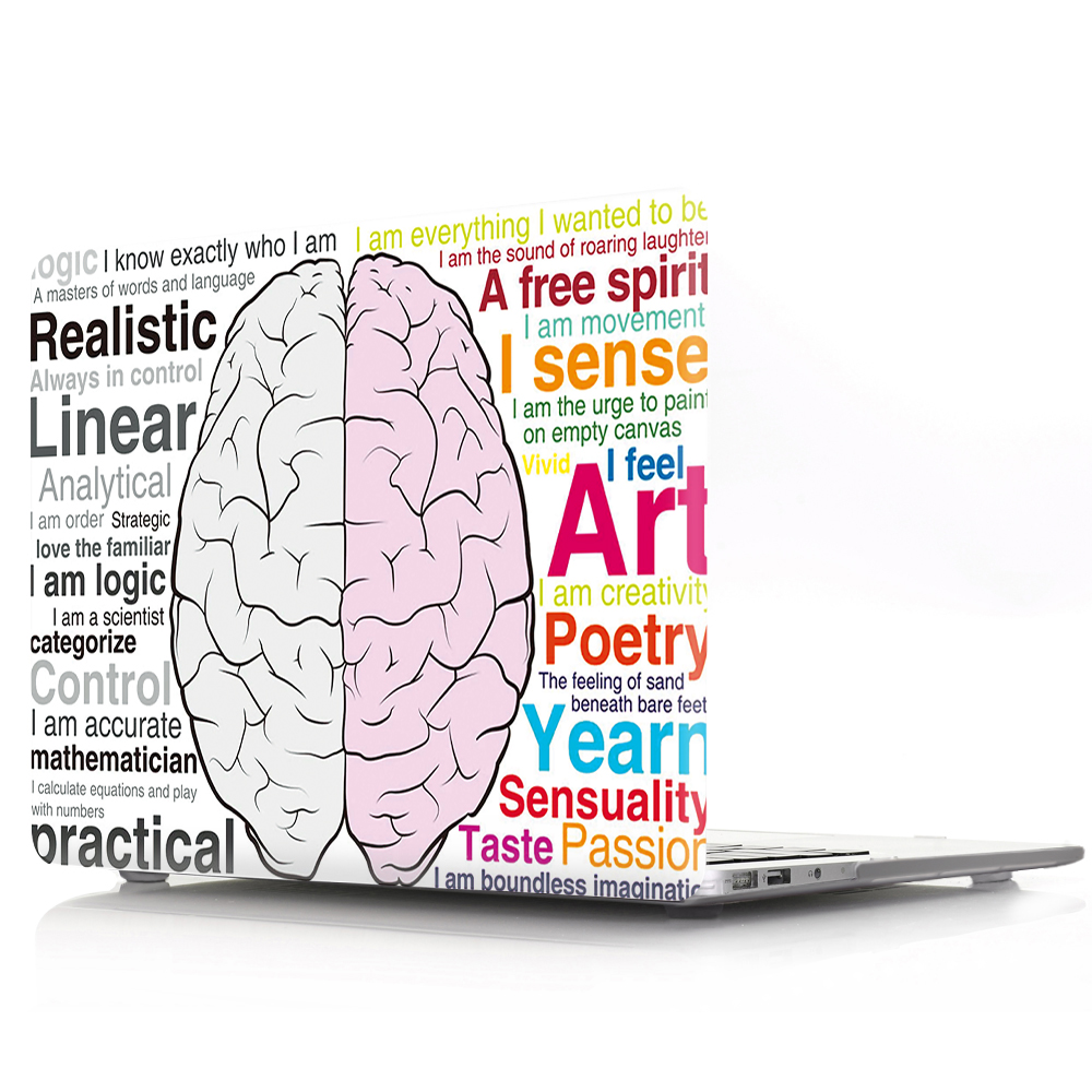 Brain Painting Case for MacBook 164