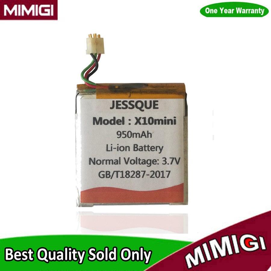 JESSQUE 950mAh Battery For Sony Ericsson For Xperia X10 mini E10i E10 X10mini Bateria Betterie AKKU Accumulator