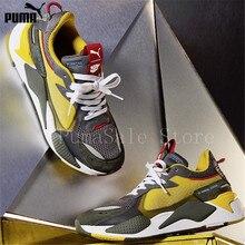 Transformer x Hasbro RS-X Toys Reinvention Men Women Badminton Shoes  369559-03 RS 47cfd91b8