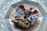 Silicone Mold Bald Eagle Soap Highly Detailed handmade DIY soap mould good molds