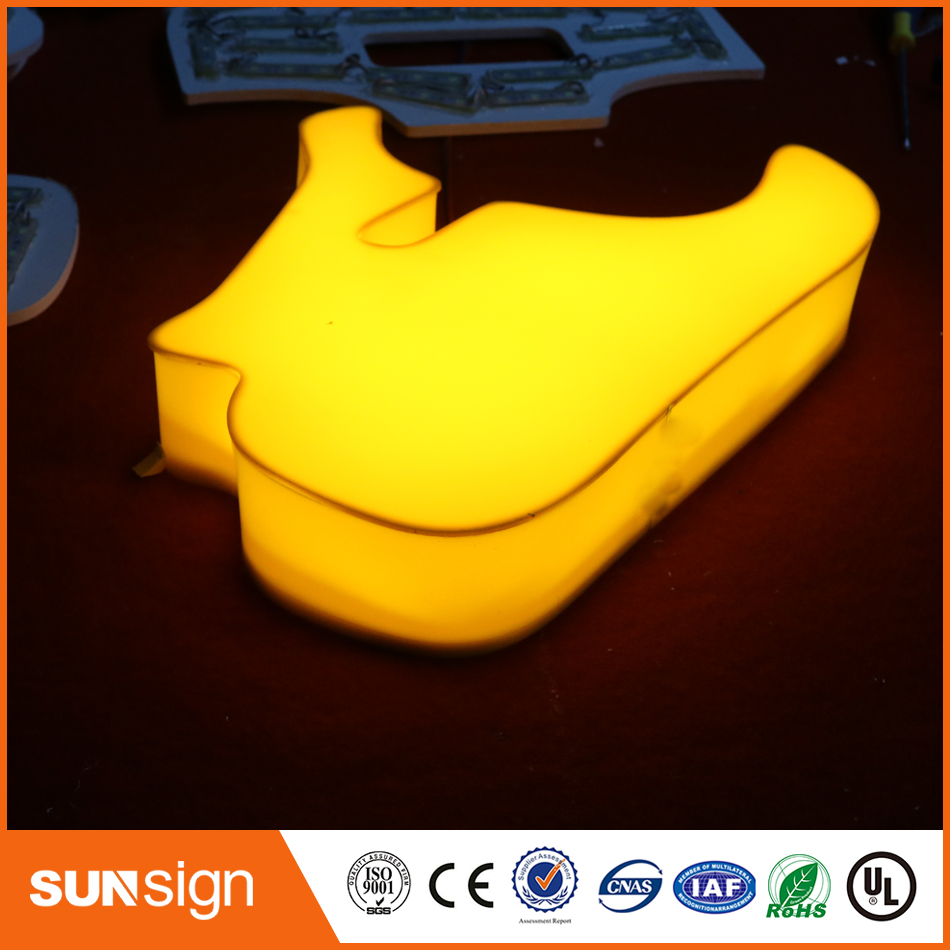 alibaba-express super quality LED neon acrylic letters signs image