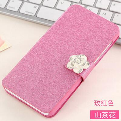 High Quality Fashion Mobile Phone Case For LG Leon 4G LTE H324 H320 H340N H326T C50 C40 PU Leather Flip Stand Case Cover in Flip Cases from Cellphones Telecommunications