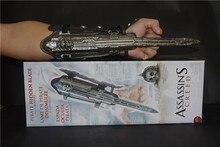 1/1 Assassin's Creed Hidden Blade Brinquedos Edward Kenway Juguetes PVC Cosplay Action Figure Model Toys Collectibles