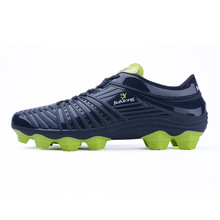 Mens Soccer Cleats Outdoor Sport Football Shoes Long Spikes FG Male Soccer Shoes Boys Athletic Sneakers Kids Trainers for Man