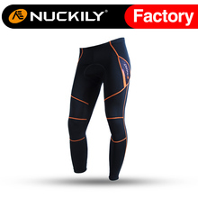 Nuckily Mens Winter Outdoor Sports Clothes Fleece Cycling Pants  NS900-W
