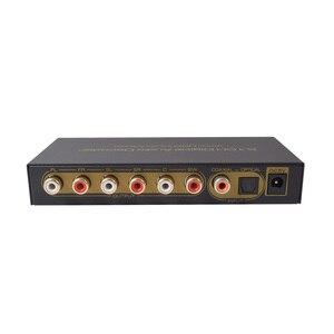 Image 1 - 5.1CH SPDIF Coassiale Decoder Audio Digitale Con USB Multi Media lettore Audio 5.1 audio AC3 DTS LPCM per DVD PC VCD SW07M2