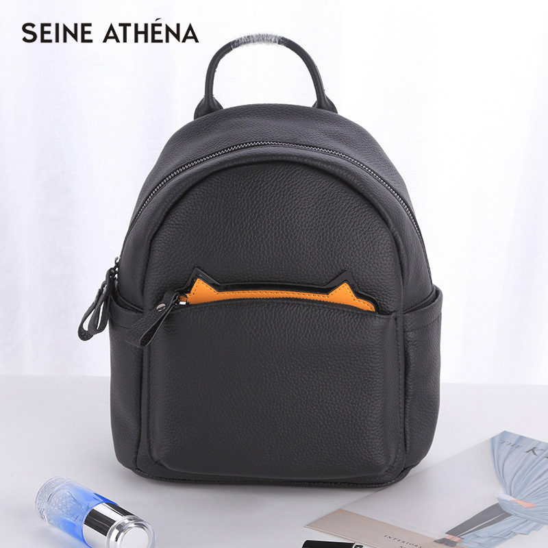 2018 Women Backpack Korean Style Leather Casual School Shoulder Bag For Teenage Girls Luxury Brand Cute Female Backpacks mochila fashion leather women backpacks high capacity brand school bag for teenage girls casual style design mochila ladies new arrival