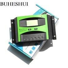 BUHESHUI контроллер солнечной панели ЖК дисплей солнечный регулятор системная батарея зарядное устройство 480 Вт/960 Вт 40A 12 В/24 В